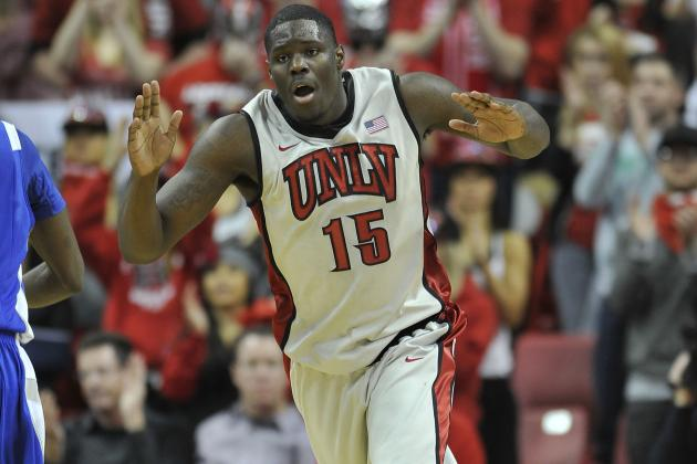 2013 NBA Draft Breakdown and Scouting Report for Anthony Bennett