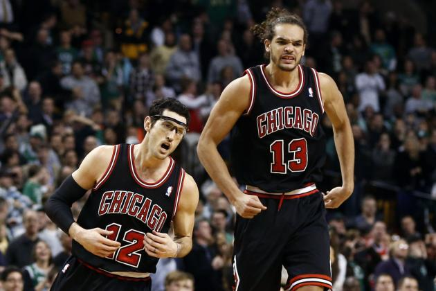 Short-Handed Bulls to Face Hawks Without Hinrich, Noah
