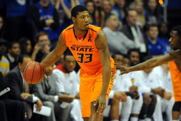 Oklahoma State Stuns No. 2 Kansas, Snaps 33-Game Home Winning Streak