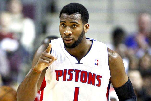 Andre Drummond Is the One NBA Rookie We Were All Wrong About