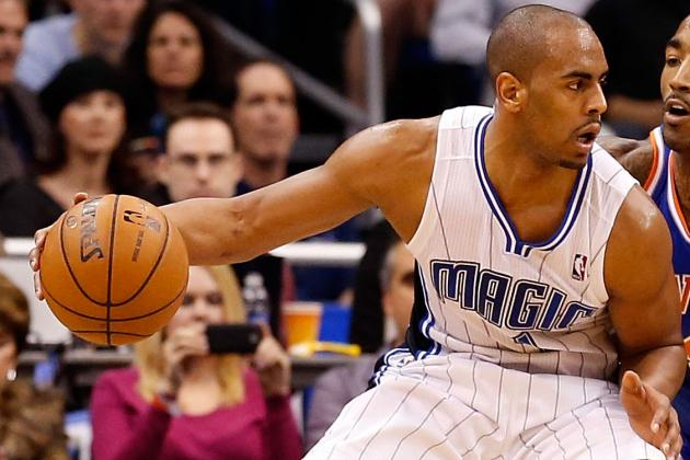 Jameer Nelson (forearm) and ...