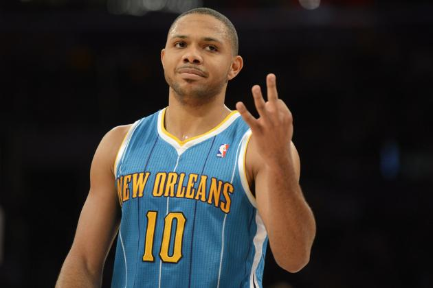 Eric Gordon Injury: Updates on Hornets Star's Back and Knee