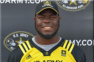 Report: Five-Star Defensive Tackle A'Shawn Robinson Decommits from Texas