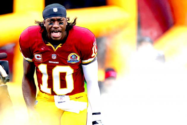 Robert Griffin III Named 2012 AP Offensive Rookie of the Year