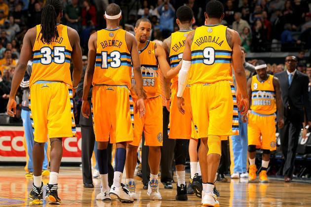 NBA Power Rankings: Teams Ready to Make a Push in 2nd Half of Season