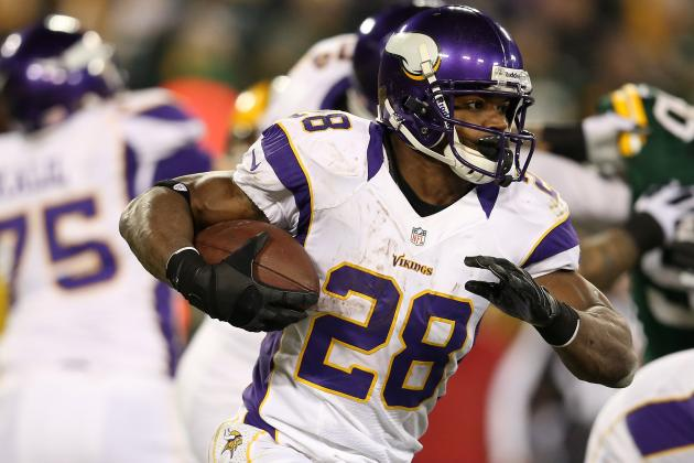 AP Named NFL.com Fantasy Player of the Year