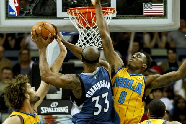 NBA Gamecast: Hornets vs. T-Wolves