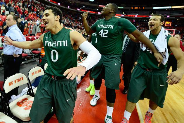 So Who's Going to Stop Miami from Winning the ACC?