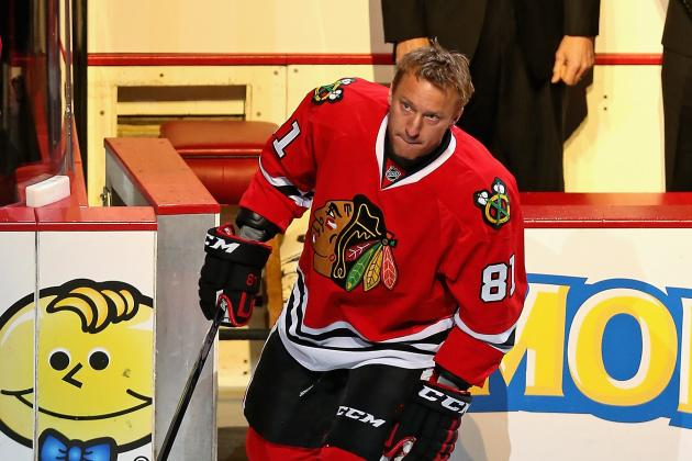 Chicago Blackhawks: Why Not Let Marian Hossa Have a Crack at the Shootout?