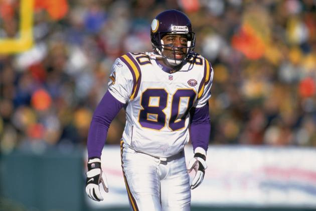 Finally! Cris Carter Makes the Hall of Fame