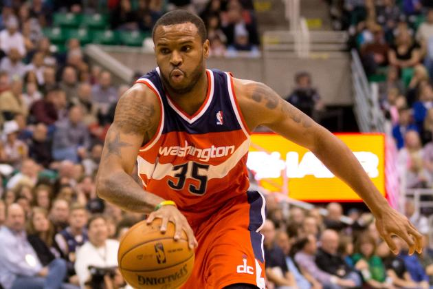 Trevor Booker Is out Tonight ...