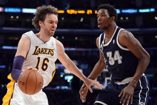 Lakers Rumors: Pau Gasol Won't Be Traded Any Time Soon