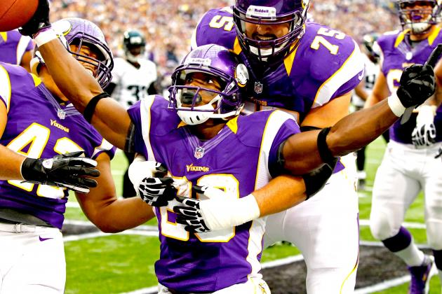 Adrian Peterson Wins 2012 AP Most Valuable Player Award
