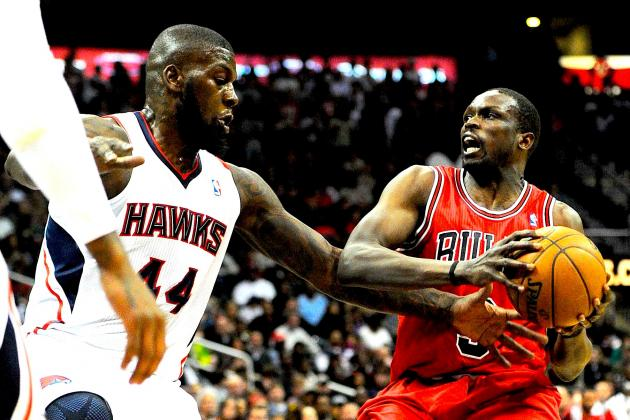 Chicago Bulls vs. Atlanta Hawks: Live Score, Results and Game Highlights
