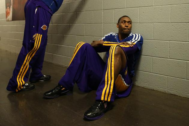 Metta World Peace Cool with
