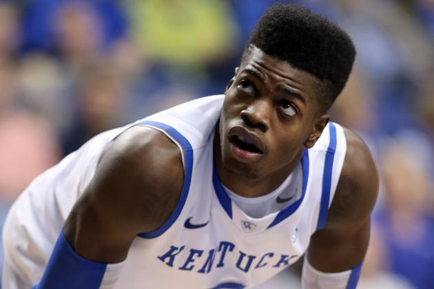Nerlens Noel's Double-Double Helps Kentucky Outlast Texas A&M in Overtime