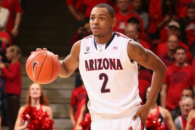 ESPN Gamecast: Arizona vs. Washington St.