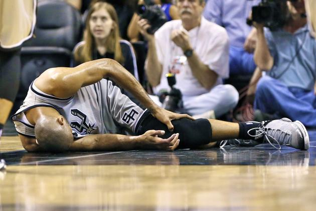 Tim Duncan Injury: Updates on Spurs Star's Knee
