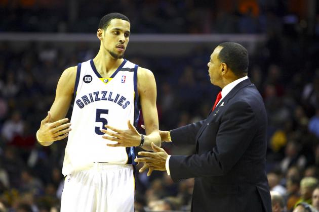 Austin Daye Doesn't Know Where Memphis Is: 'Good to Be on the West Coast'