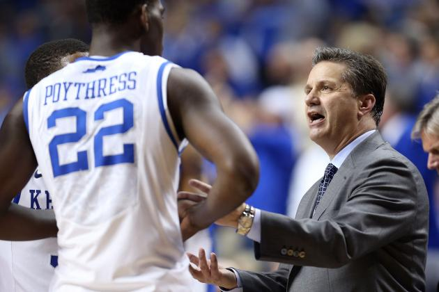Kentucky Basketball Beats Texas A&M 72-68 in Overtime