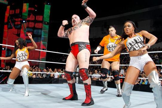 WWE Starting a Much Needed Change in Tensai Character