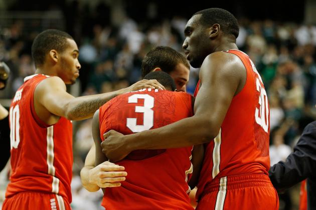Ohio St. Holds off Late Charge by Nebraska