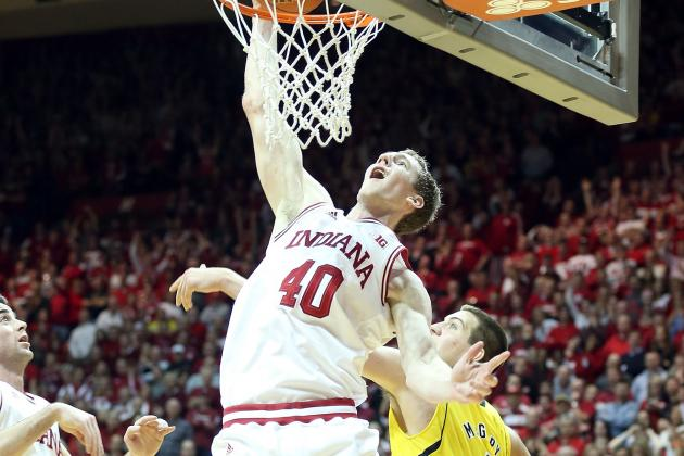 Indiana Defeats Michigan 81-73
