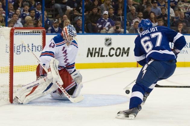 Rangers Put End to Tampa Bay Lightning Win Streak