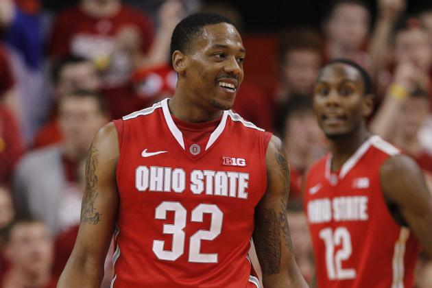 Men's Basketball: Ohio State Wins at Nebraska