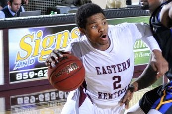 Eastern Kentucky's Marcus Lewis Ally-Oop Is Saturday's Best Dunk