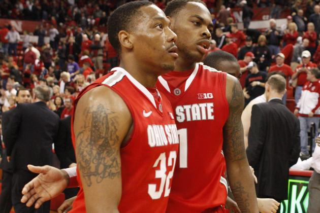 Smith Jr. Scores 21 Points as No. 11 Ohio State Holds off Nebraska 63-56