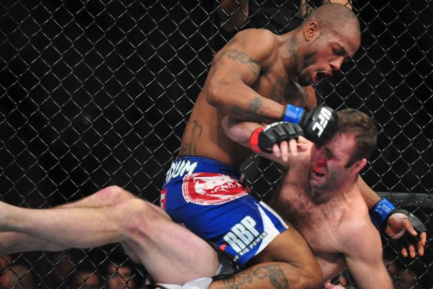 UFC 156 Results: Best Moments from Preliminary Bouts