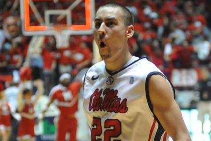 Gators Impressed by Ole Miss G Marshall Henderson's Scoring Outburst