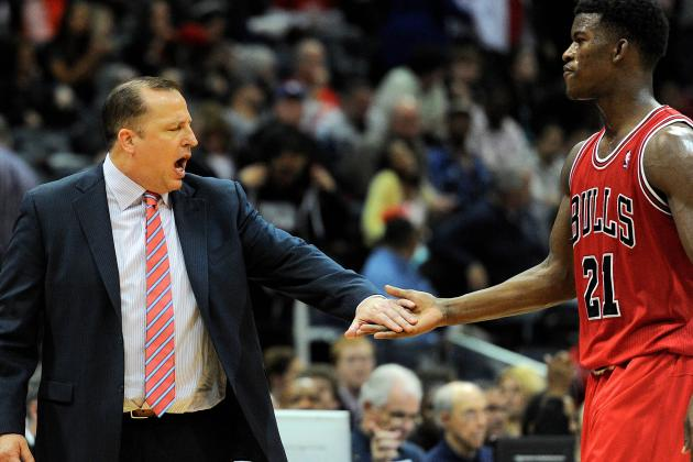 Undermanned Bulls Thrive 93-76
