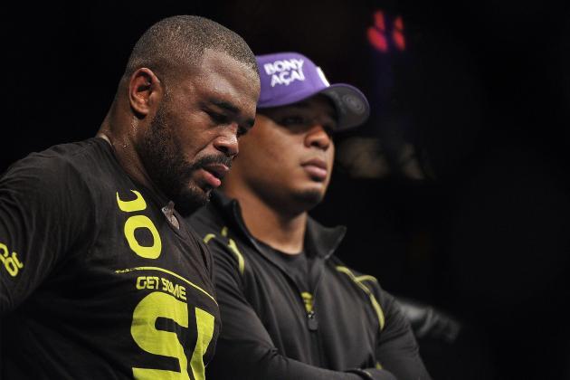 UFC 156 Results: Antonio Rogerio Nogueira Defeats Rashad Evans
