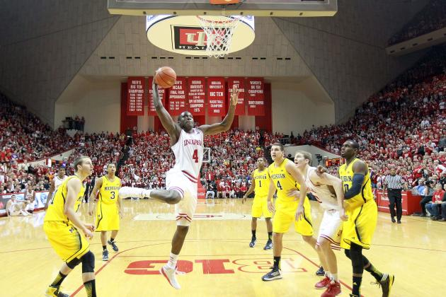 Indiana on Top After Edging Michigan, but No. 1 Merry-Go-Round Will Continue