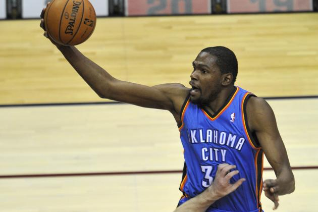 Oklahoma City Thunder: Kyrie Irving's 35 Pace Cavaliers in Win over OKC