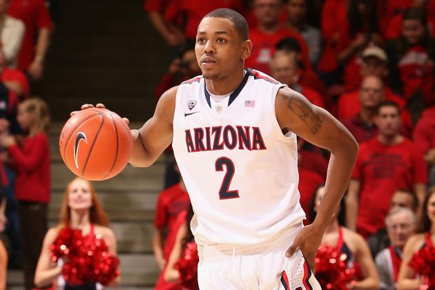 No. 8 Arizona 79, Washington St. 65
