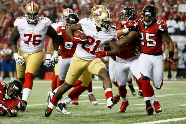 Frank Gore Will Outshine Ray Rice in Super Bowl XLVII