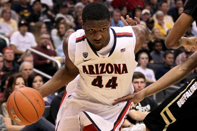 Arizona Wildcats Beat Washington State 79-65