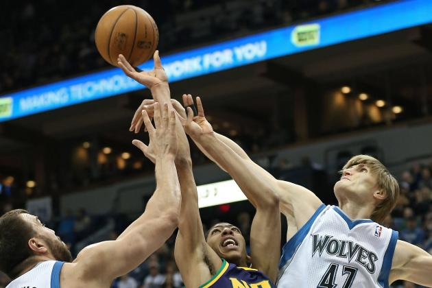 Timberwolves 115, Hornets 86: Losing Streak Ends with Biggest Rout of Season