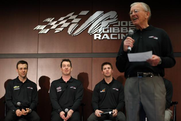 NASCAR: How Move to JGR Will Impact Matt Kenseth's 2013 Season and Vice Versa