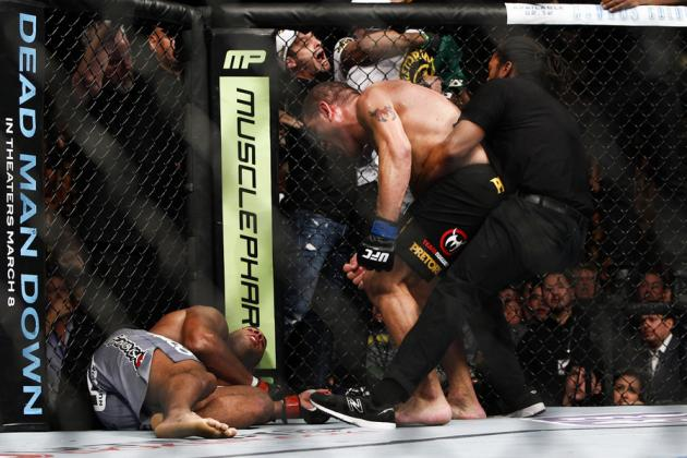 UFC 156 Results: Did the Fight Card Live Up to the Hype?