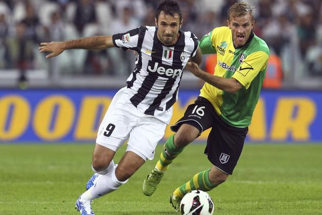 Full Time: Chievo 1-2 Juventus