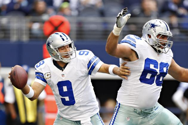 Dallas Cowboys: Why Doug Free Could Still Play Right Tackle in 2013