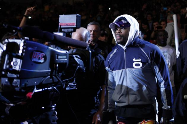 UFC 156 Results: What's Next for Rashad Evans?