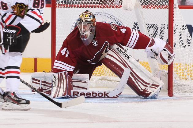 Smith's Strong Return Could Dictate Coyotes' Future