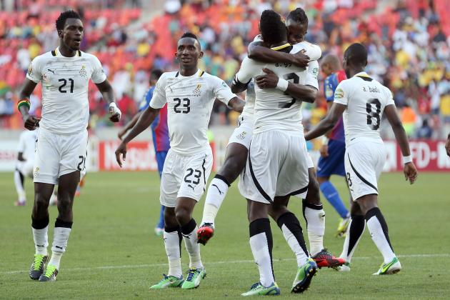 Ghana Through to African Cup Semifinals but Still Have Plenty to Prove