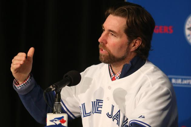 Fantasy Baseball 2013 Regression Risk: How Far Will R.A. Dickey Fall?