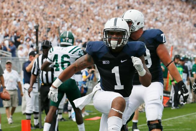 Penn State Football: Why Bill Belton Will Have a Bounce-Back Year in 2013
